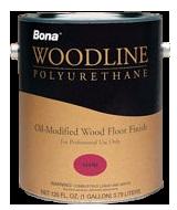 Bona woodline satin polyurethane